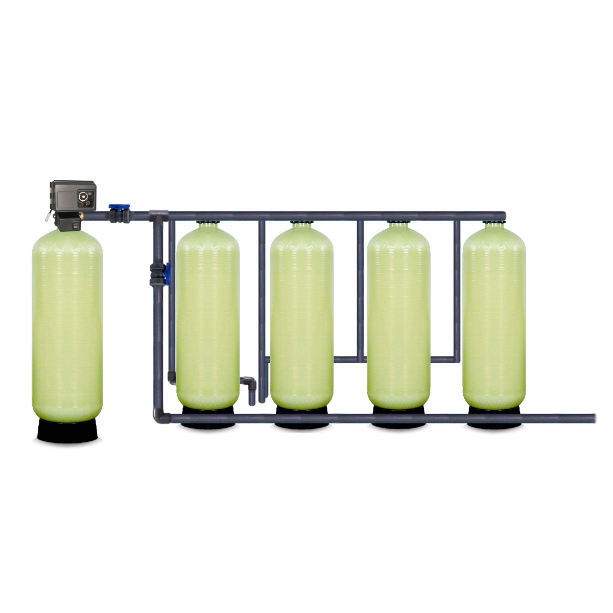 Commerical Iron Filters